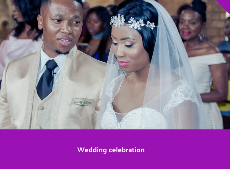 Wedding video Thabile & Ofentse