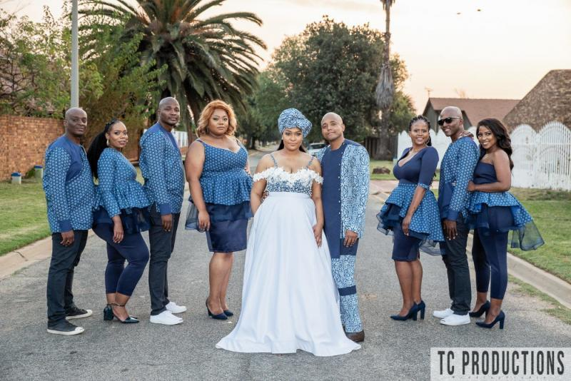 Traditional Wedding South Africa