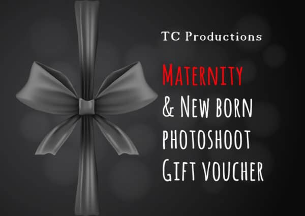 Maternity and New born photoshoot Gift voucher